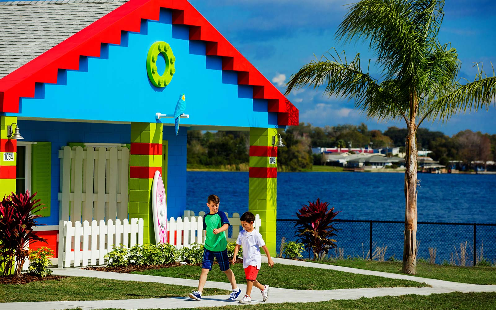 beach bungalows legoland beach retreat