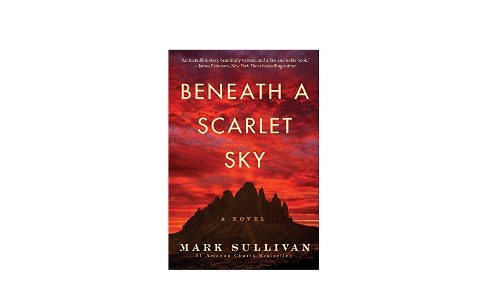 20 most popular Kindle books 2017 Beneath a Scarlet Sky