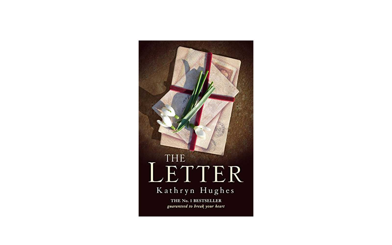 20 most popular Kindle books 2017 The Letter