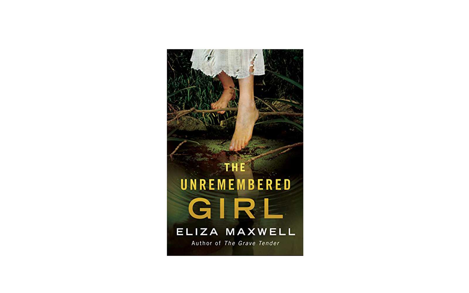20 most popular Kindle books 2017 The Unremembered Girl