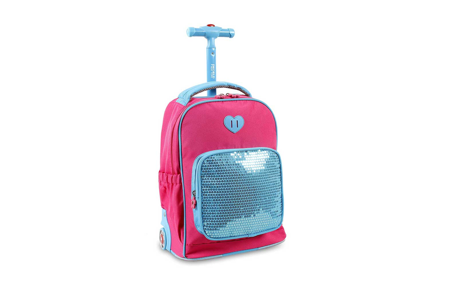 Sparkling Rolling Backpack