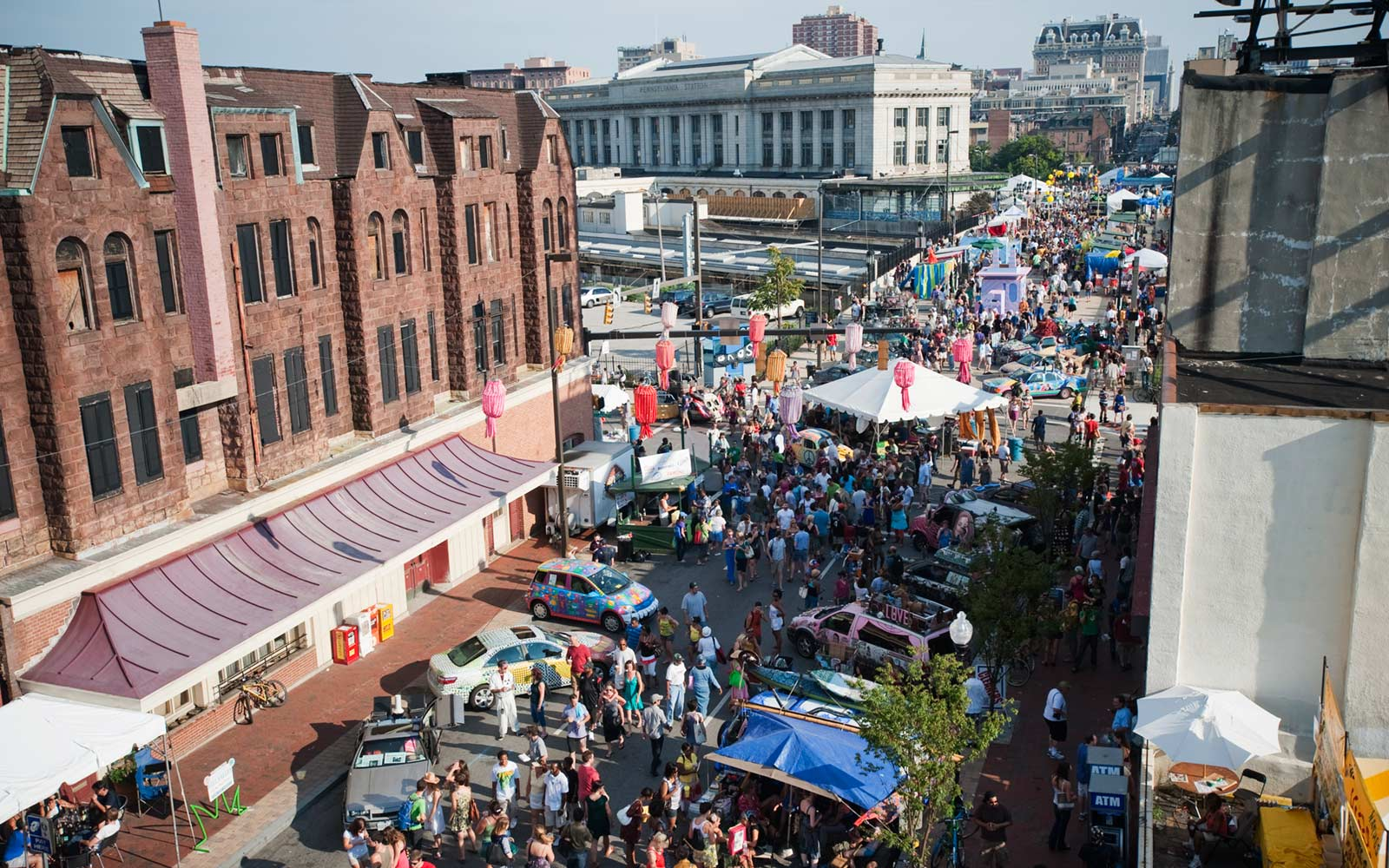 Artscape Arts Festival, Baltimore Maryland