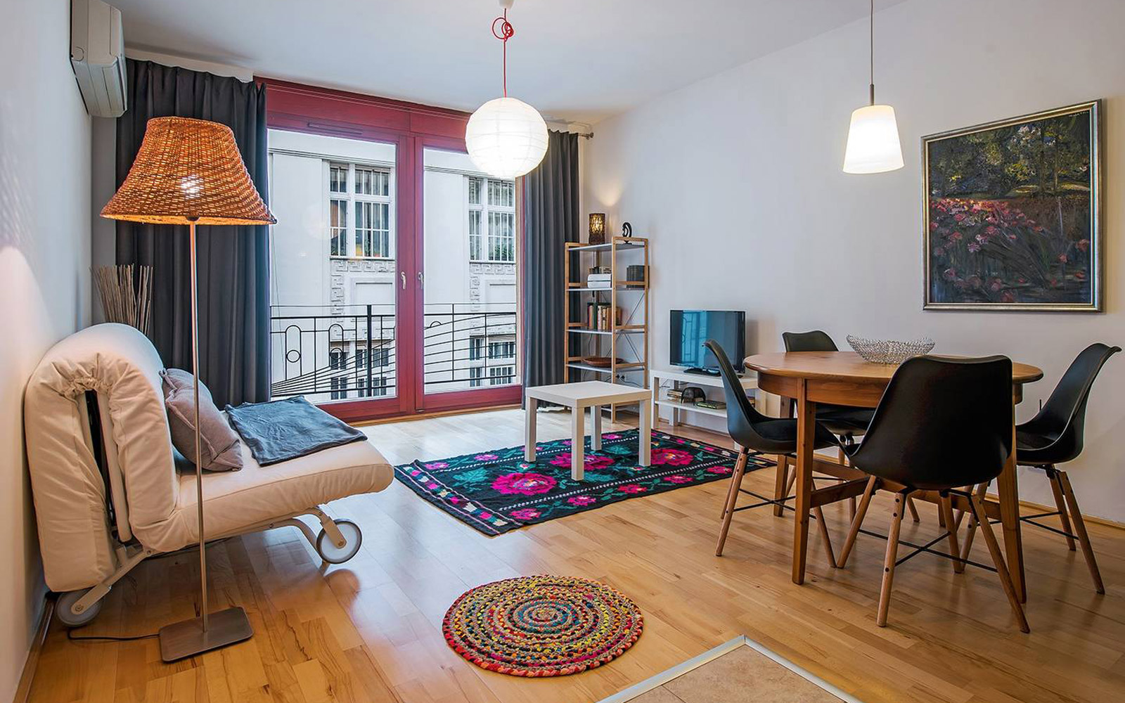 Airbnb house in Budapest, Hungary