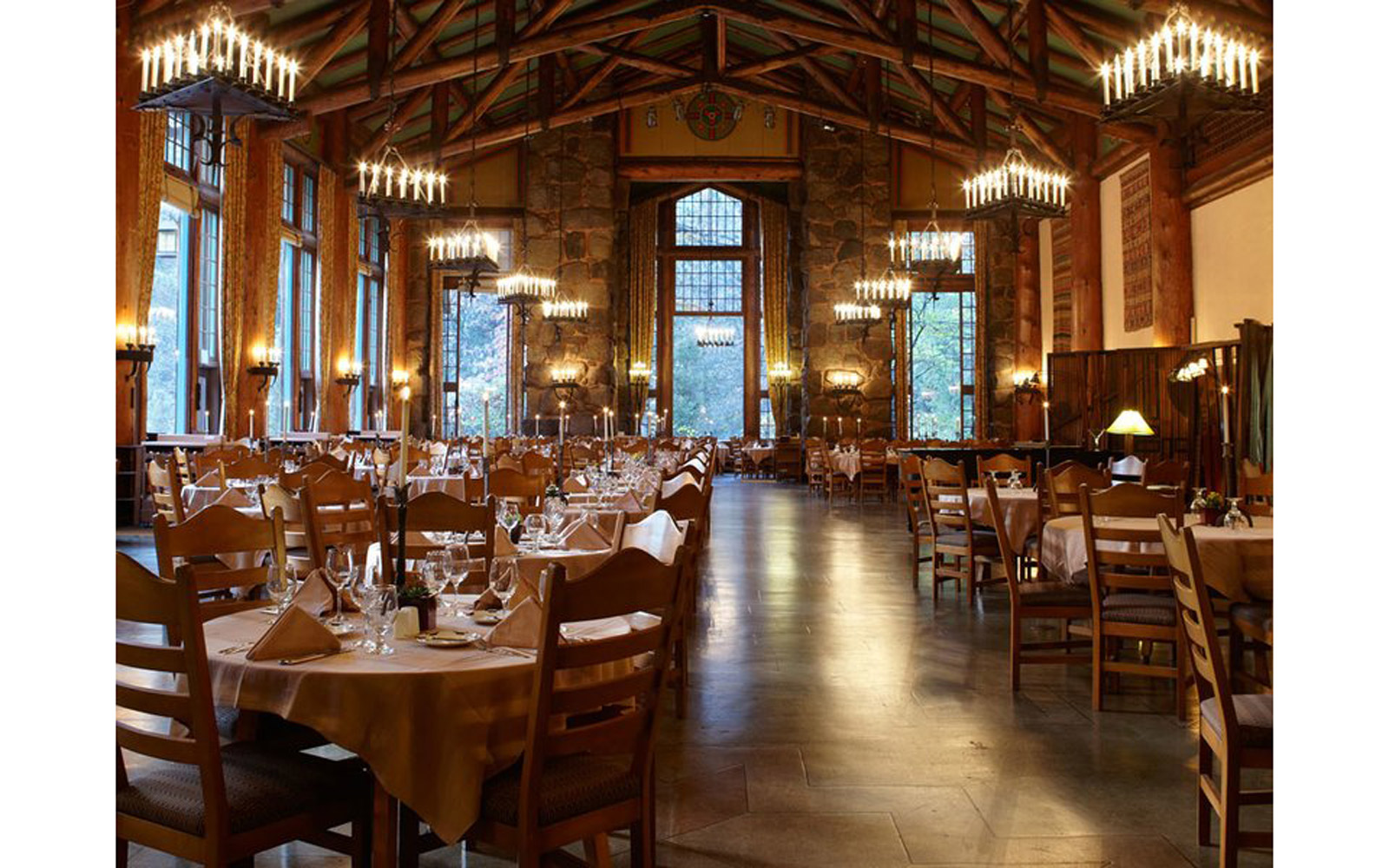 California – The Majestic Yosemite Dining Room