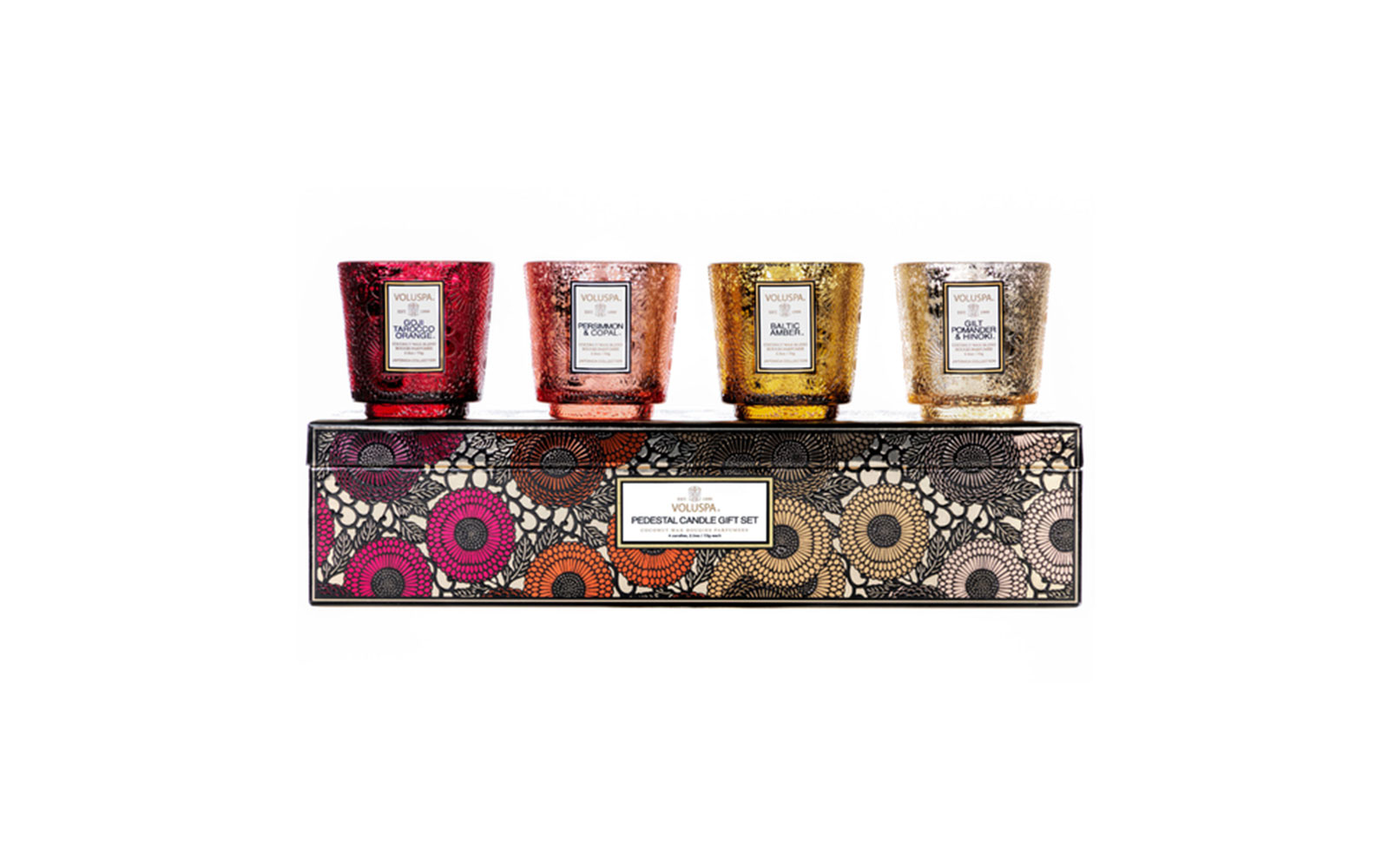 VOLUSPA ASSORTED SCENTED CANDLES