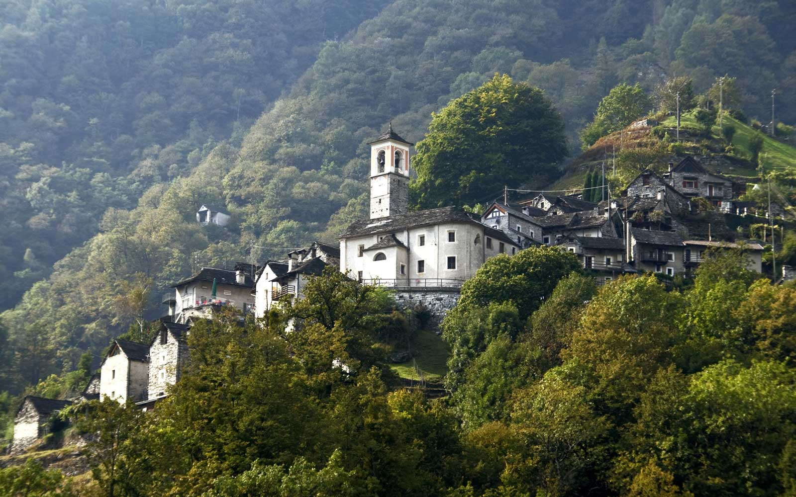 Corippo, Switzerland