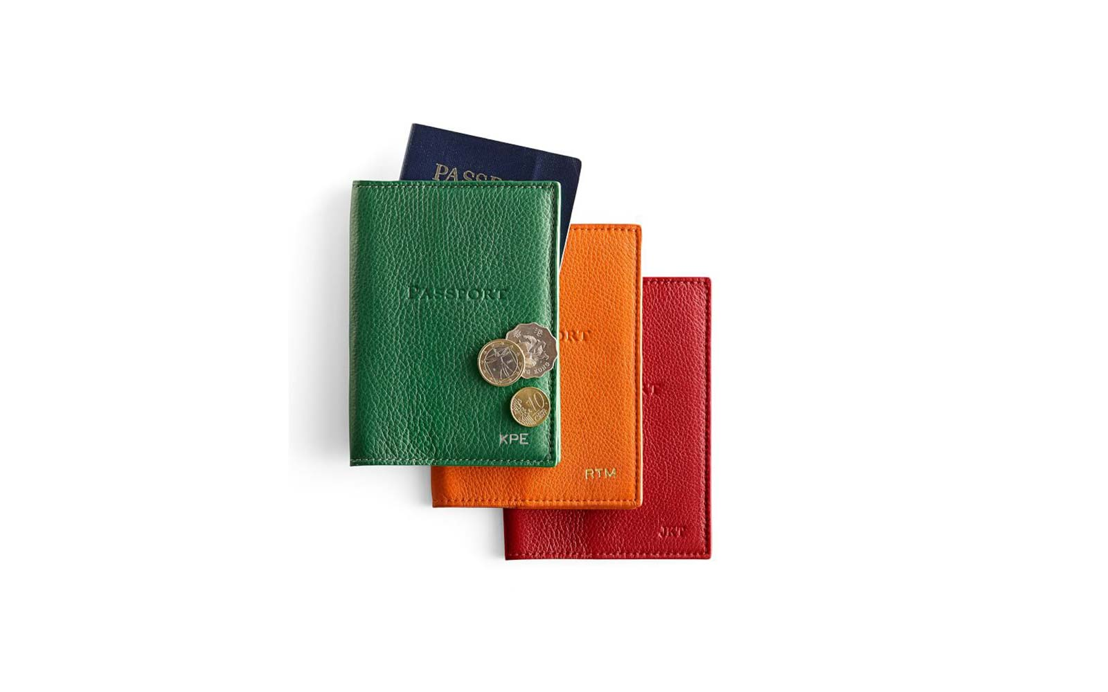 mark and graham passport case cover travel accessories