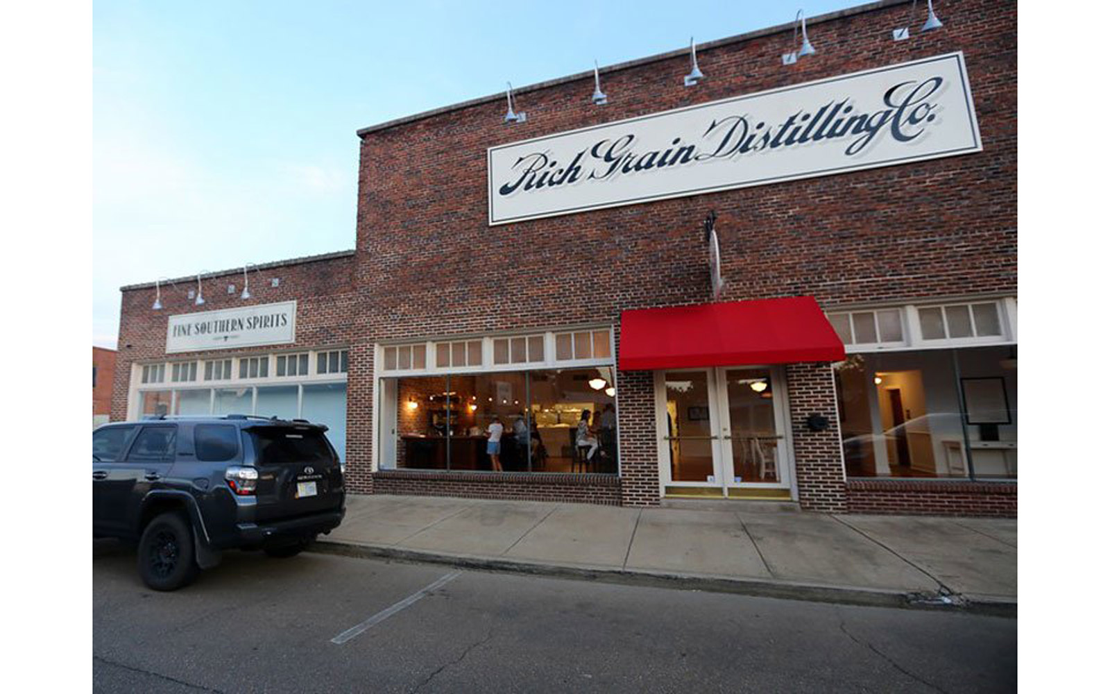Mississippi: Rich Grain Distilling Co.