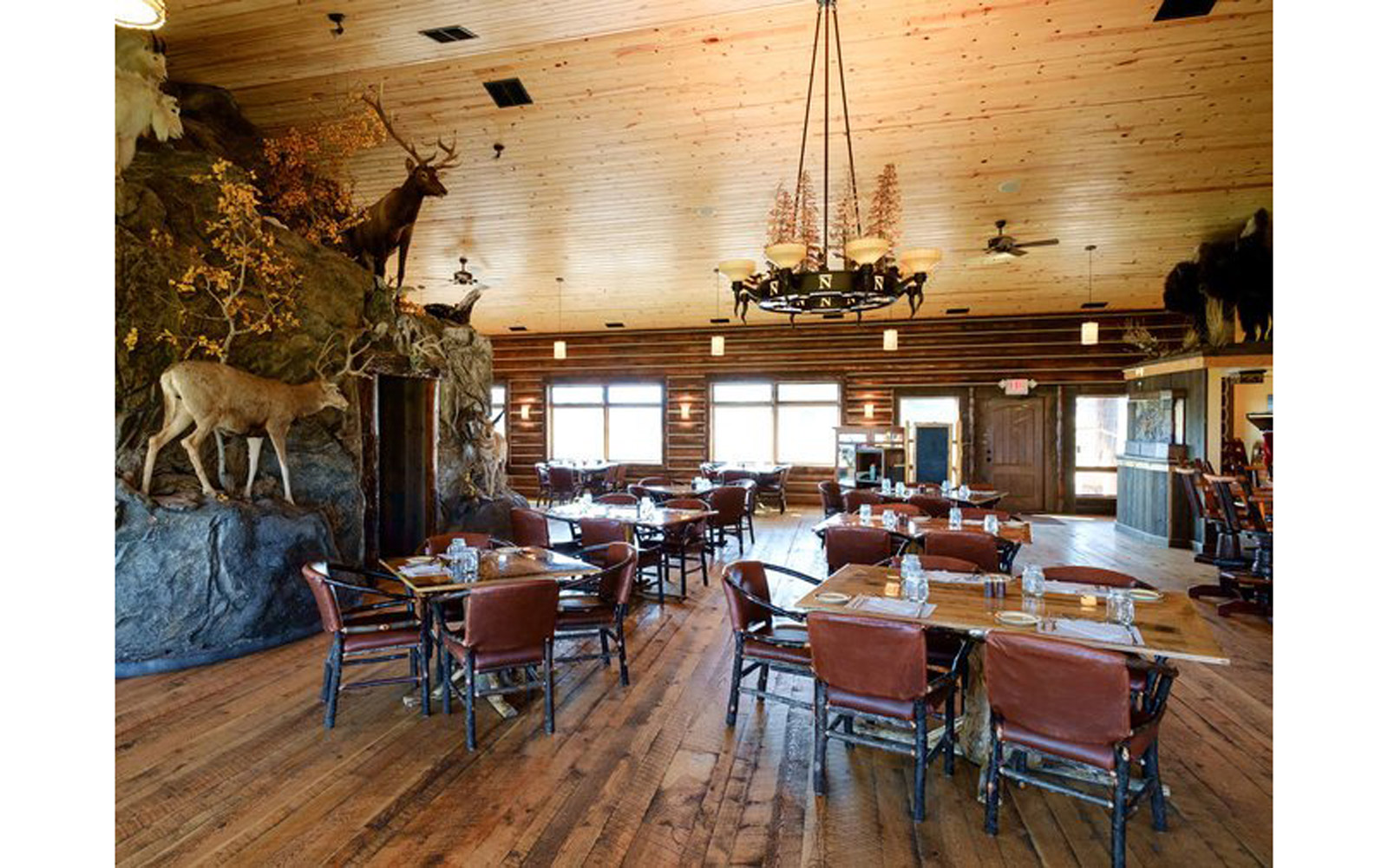Montana – Bar N Ranch, West Yellowstone, MT