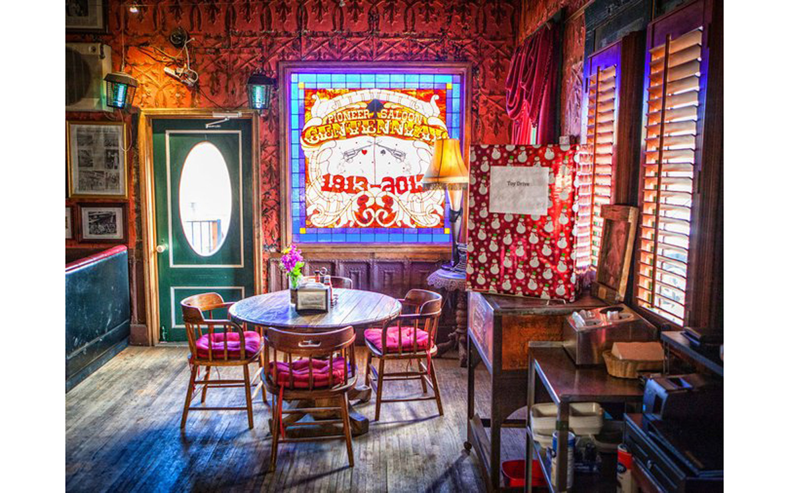 Nevada – Pioneer Saloon