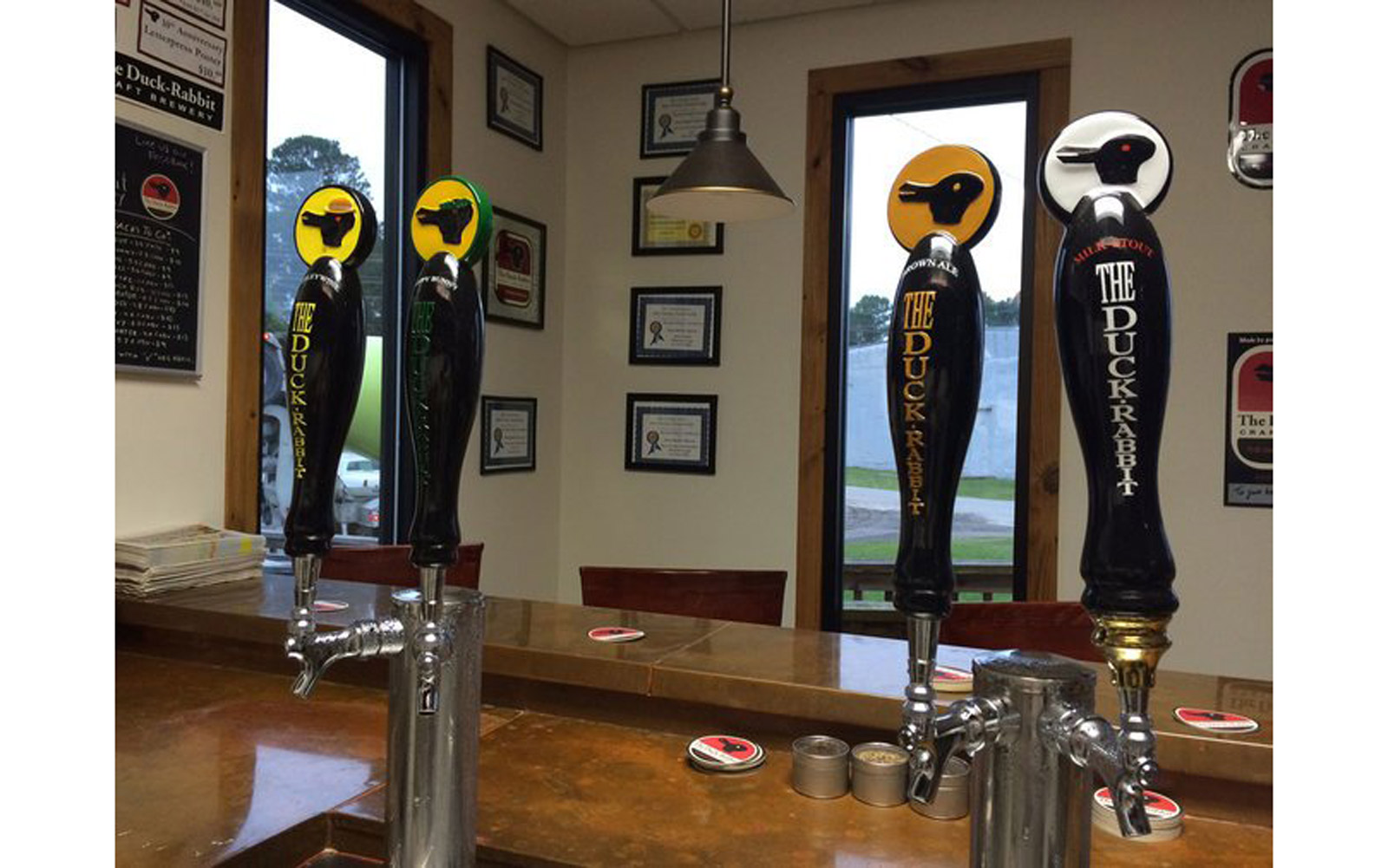 North Carolina: The Duck-Rabbit Craft Brewery