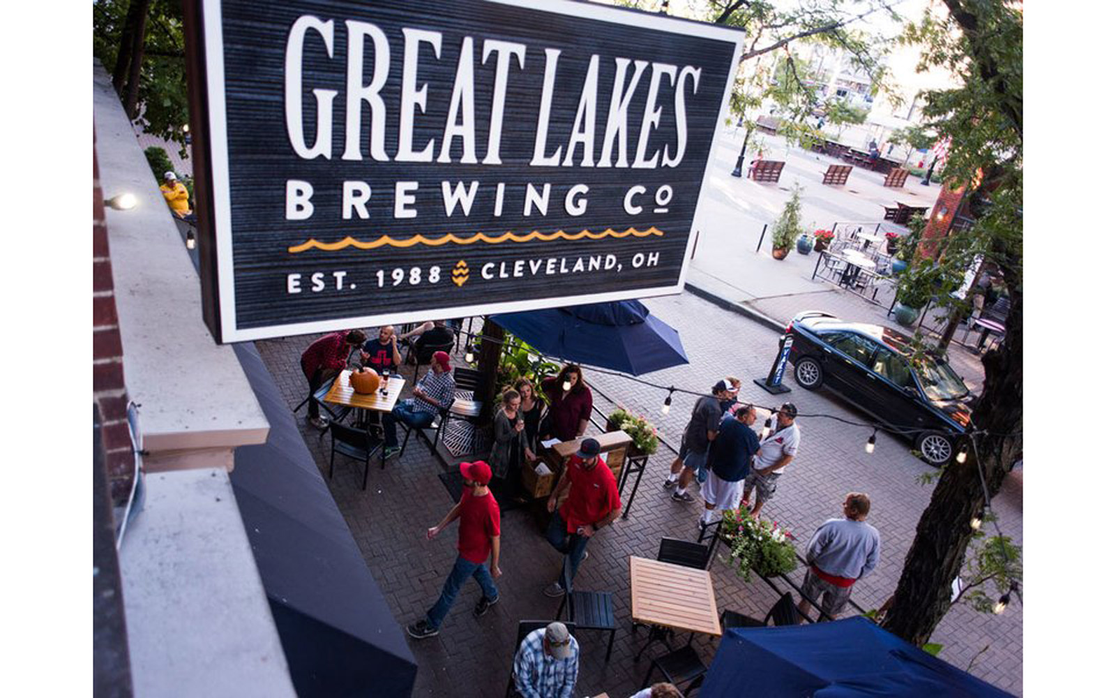 Ohio: Great Lakes Brewing Co.