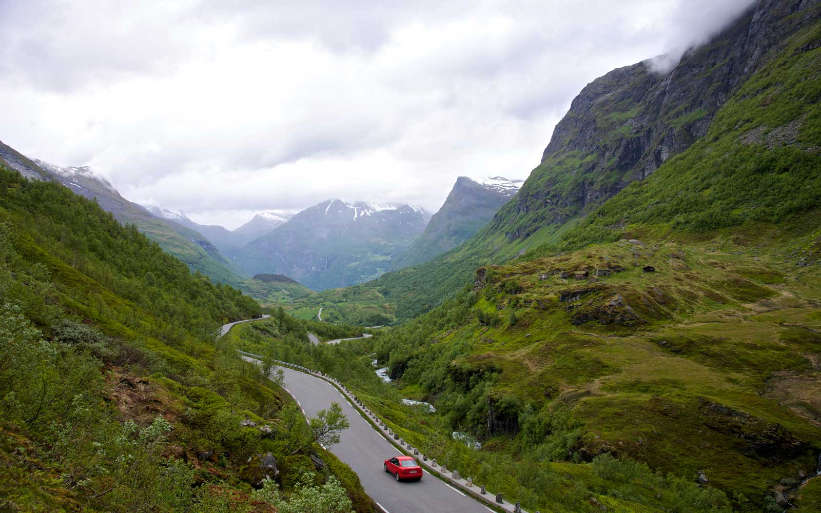 Road Trip Fjords Norway