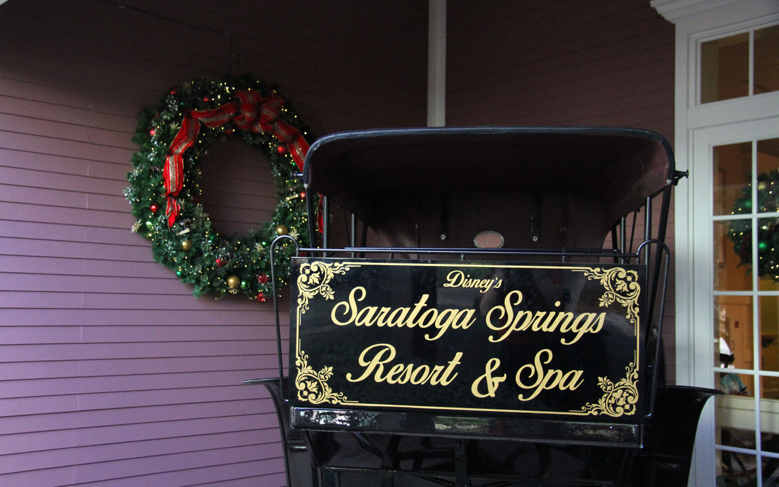 Saratoga Springs Hotel at Disney