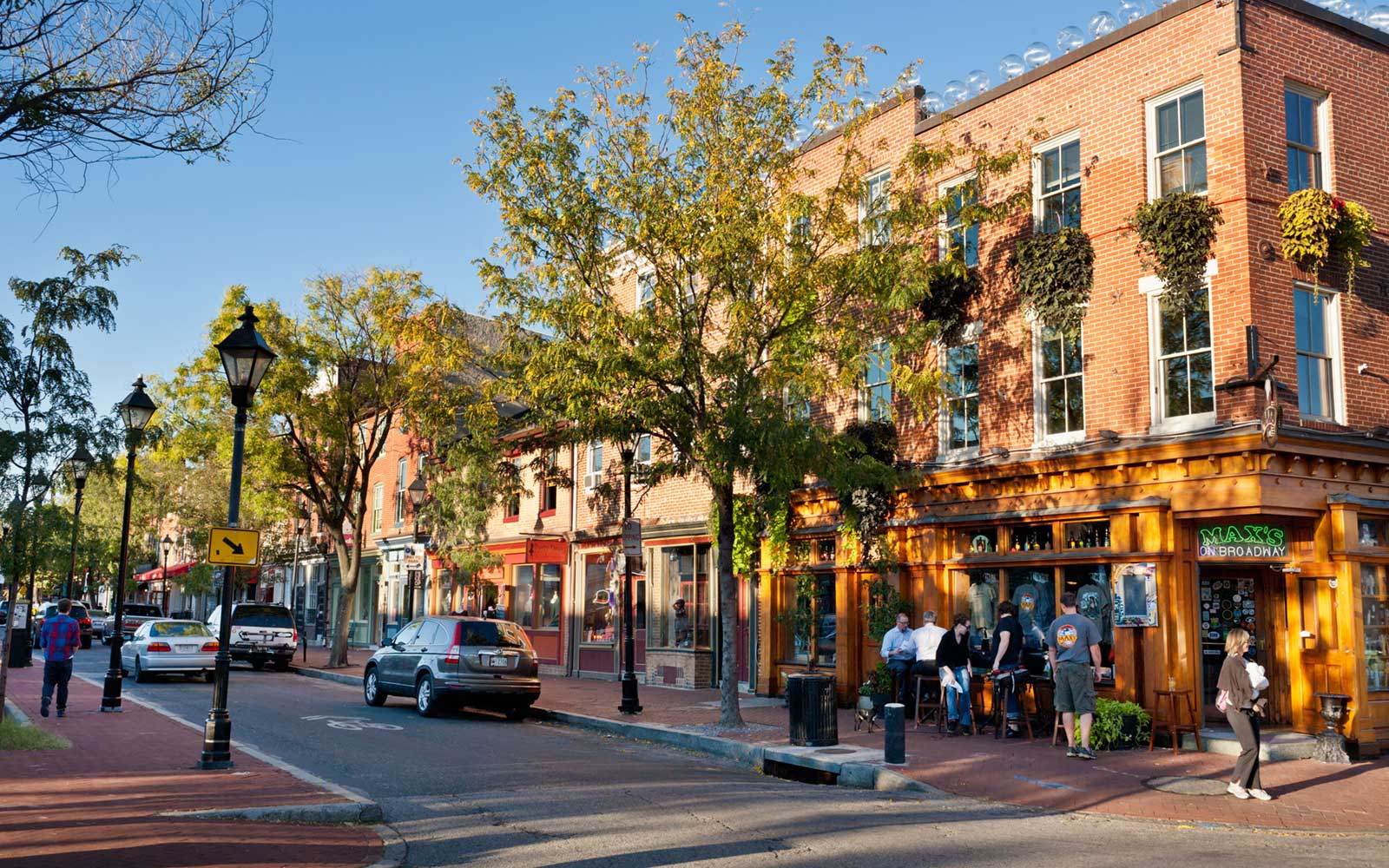 Shopping, Fells Point, Baltimore, Maryland