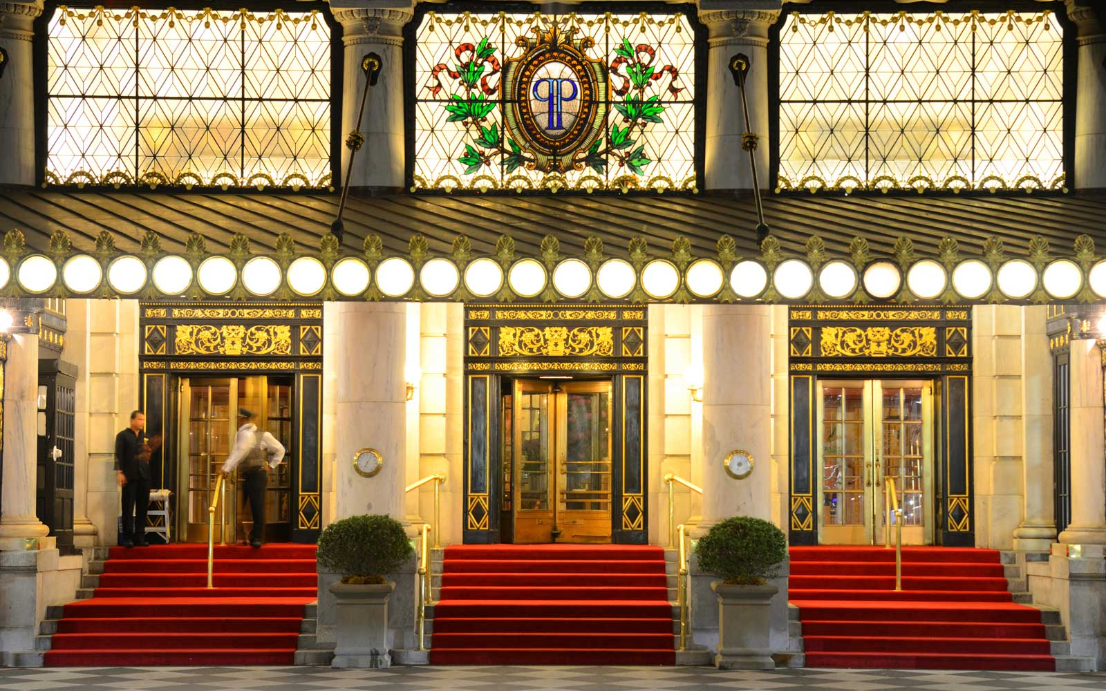 The Plaza Hotel exterior