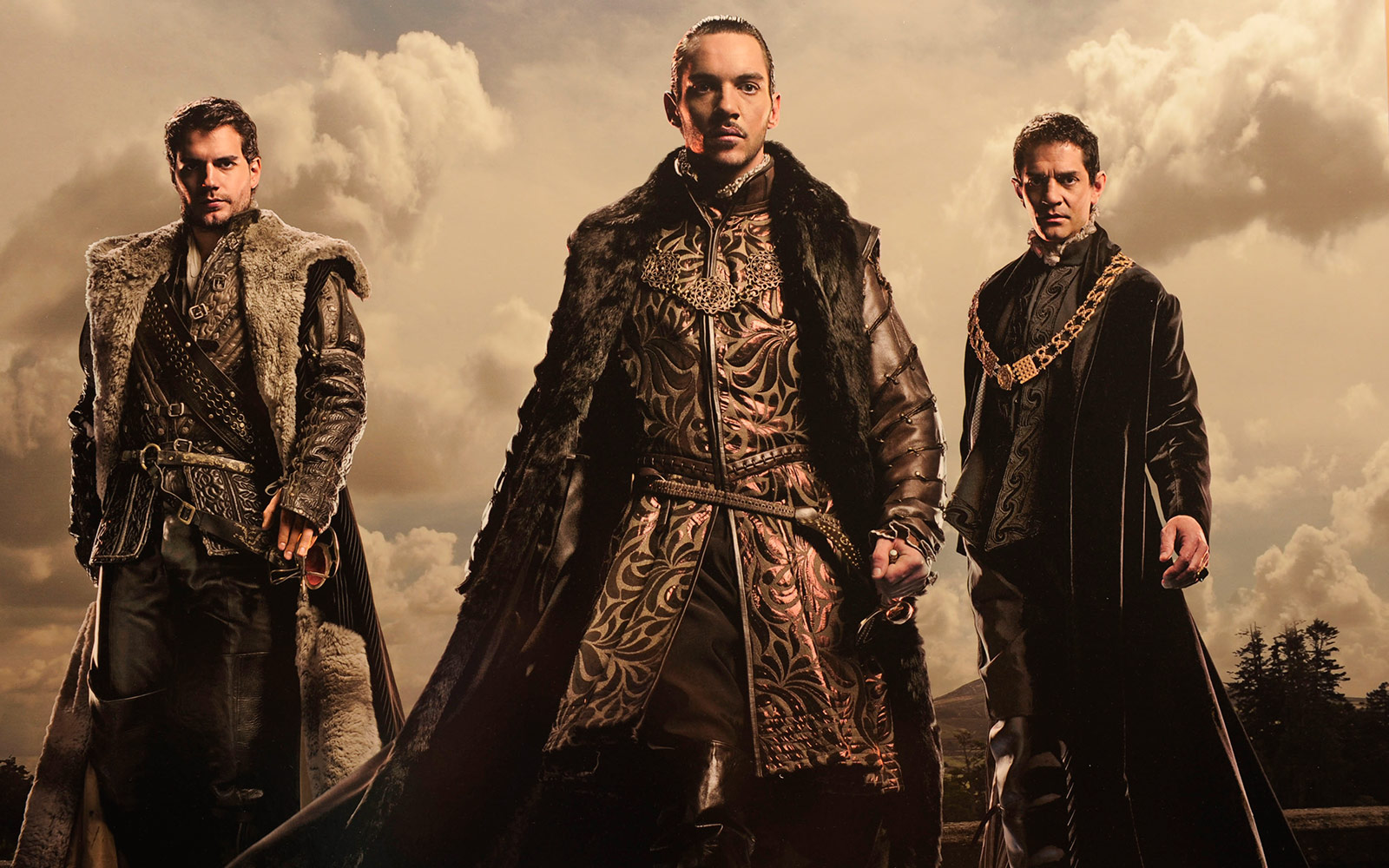The Tudors Showtime TV show