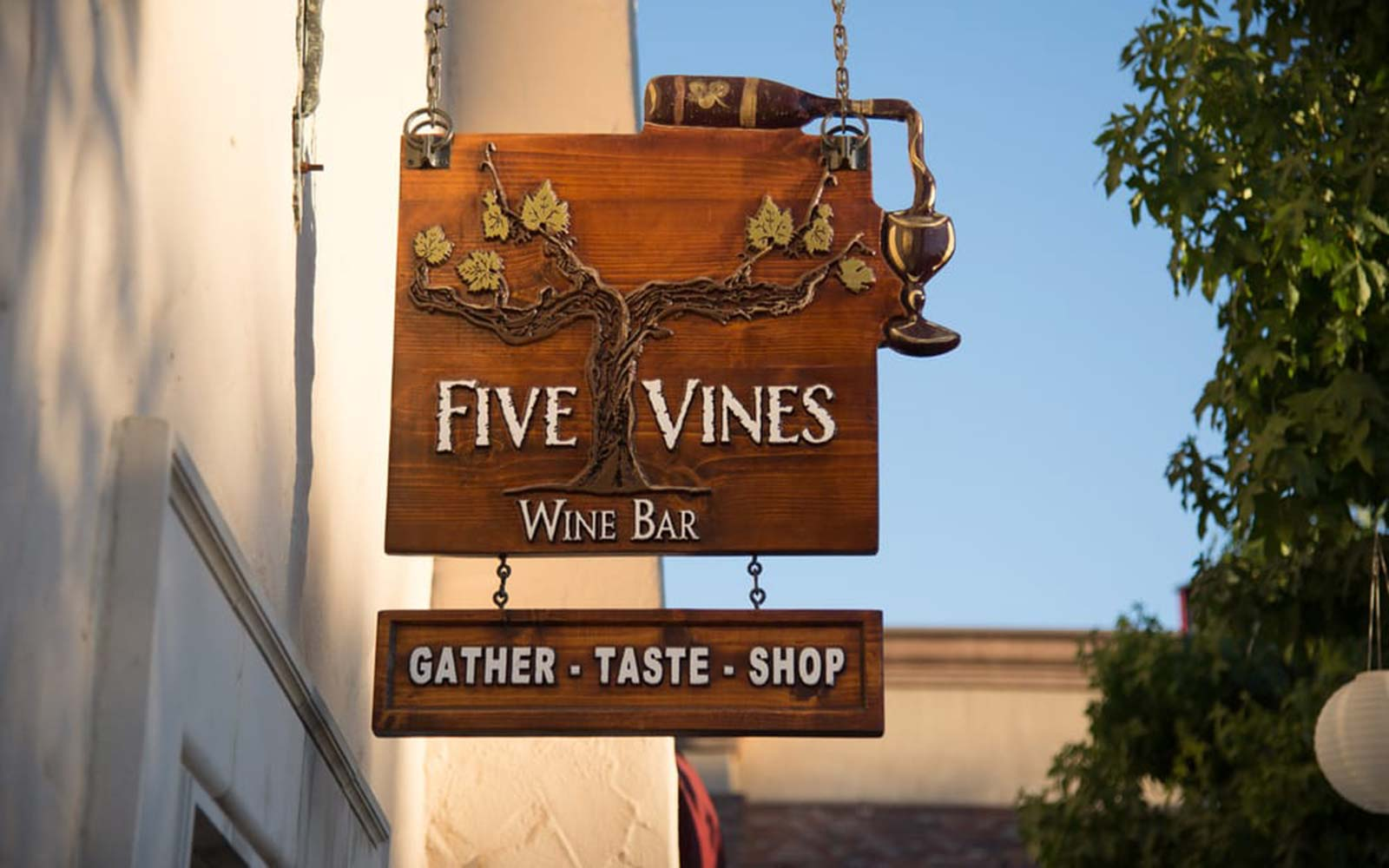 five vines wine san juan capistrano california
