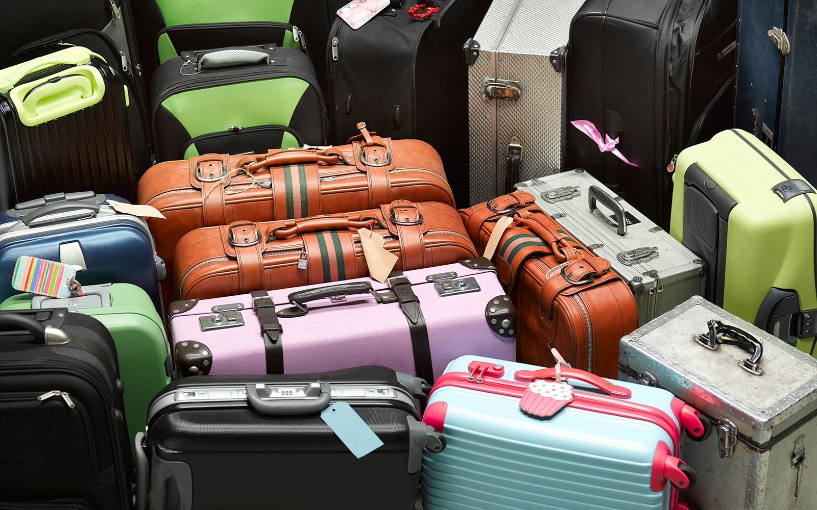 Airport Suitcase Luggage Baggage Smart Ban