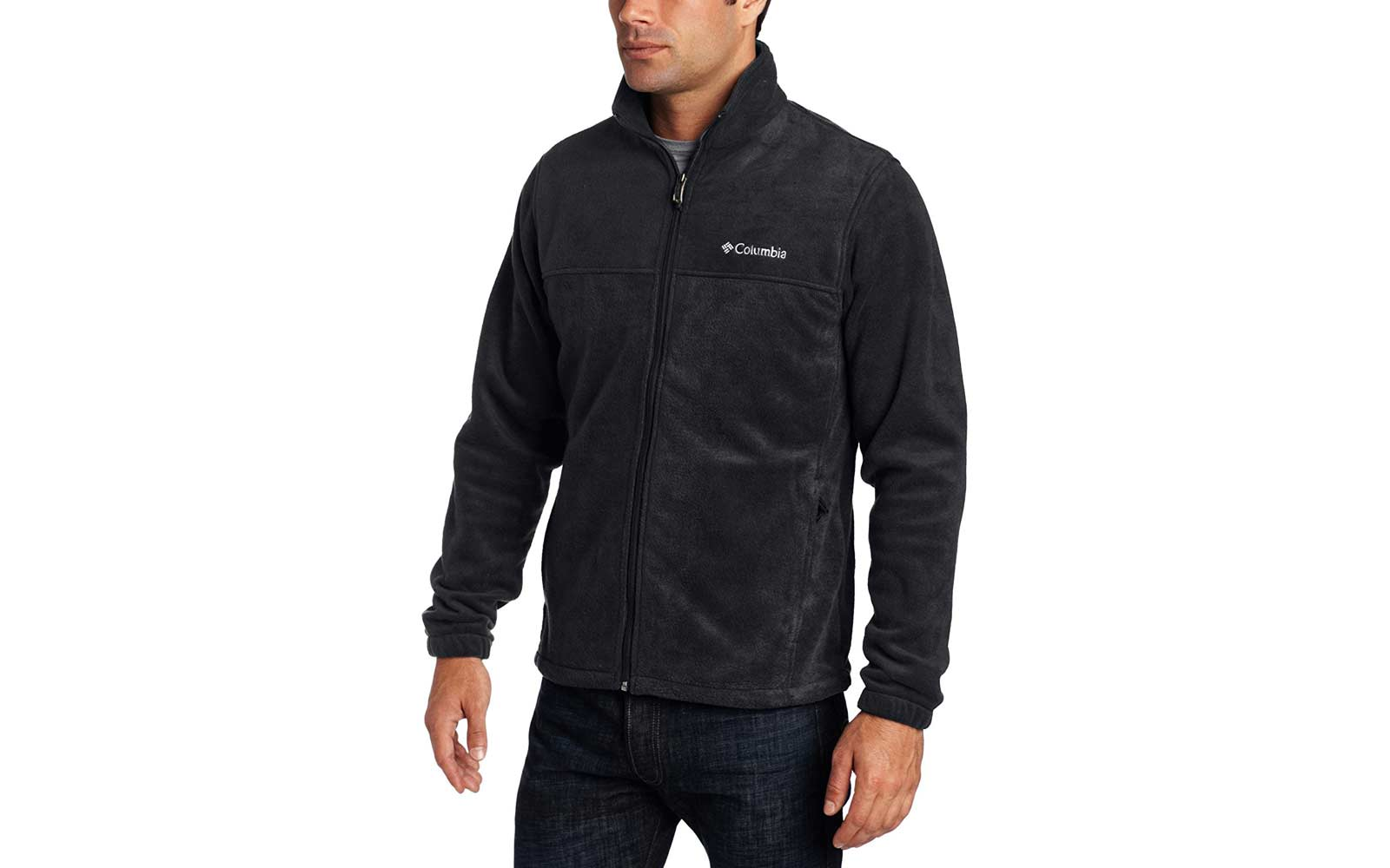 Columbia Steens Mountain Front Zip Fleece Jacket
