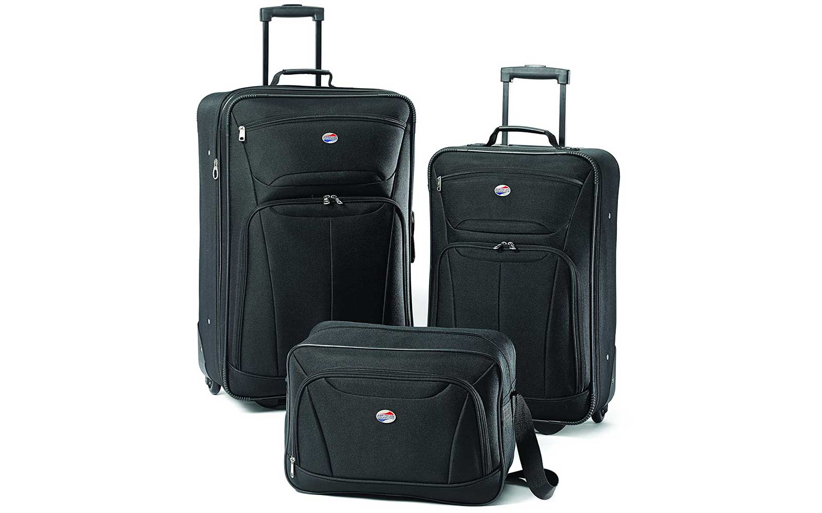 American Tourister 3pc luggage set