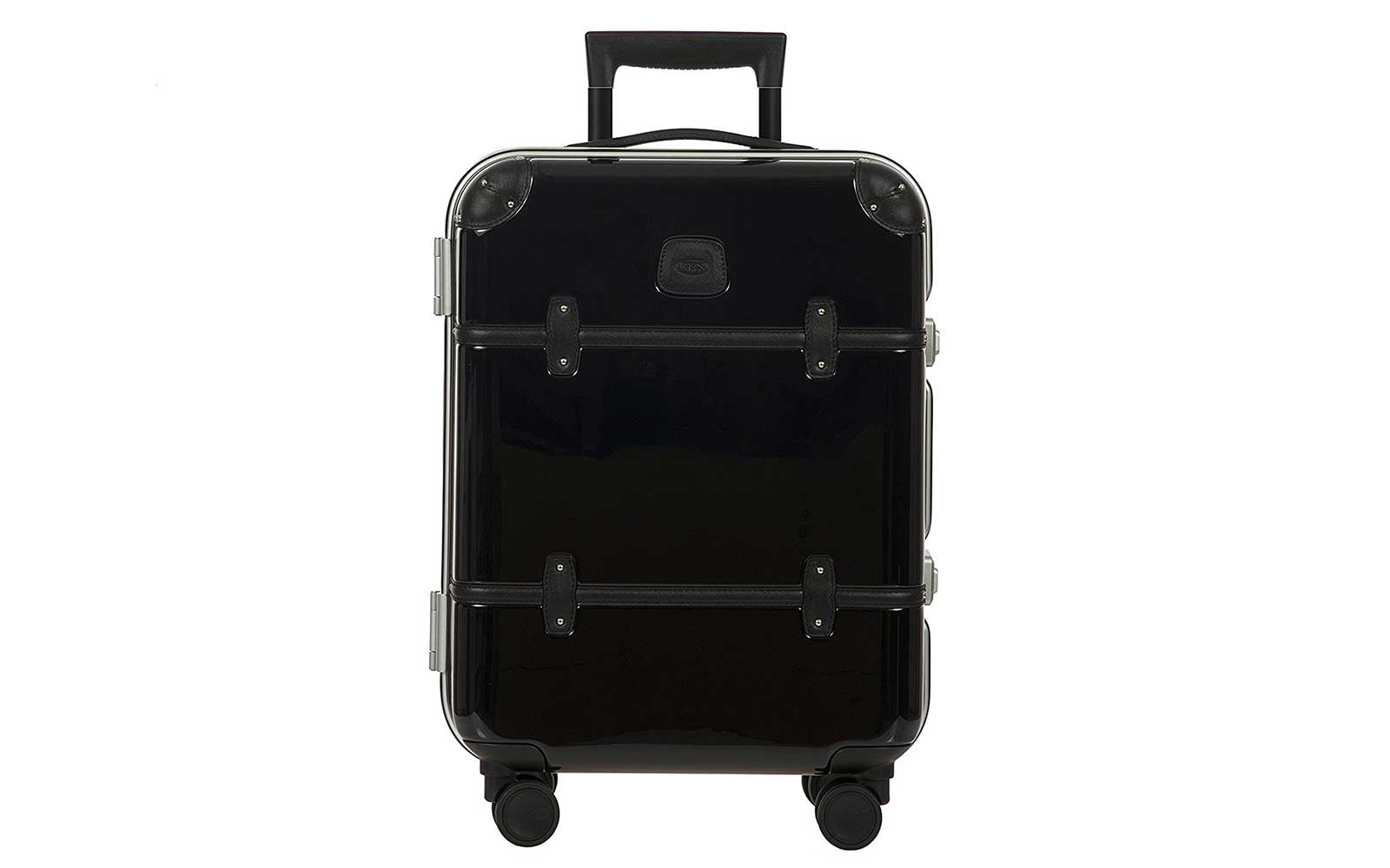 Bric's black luggage