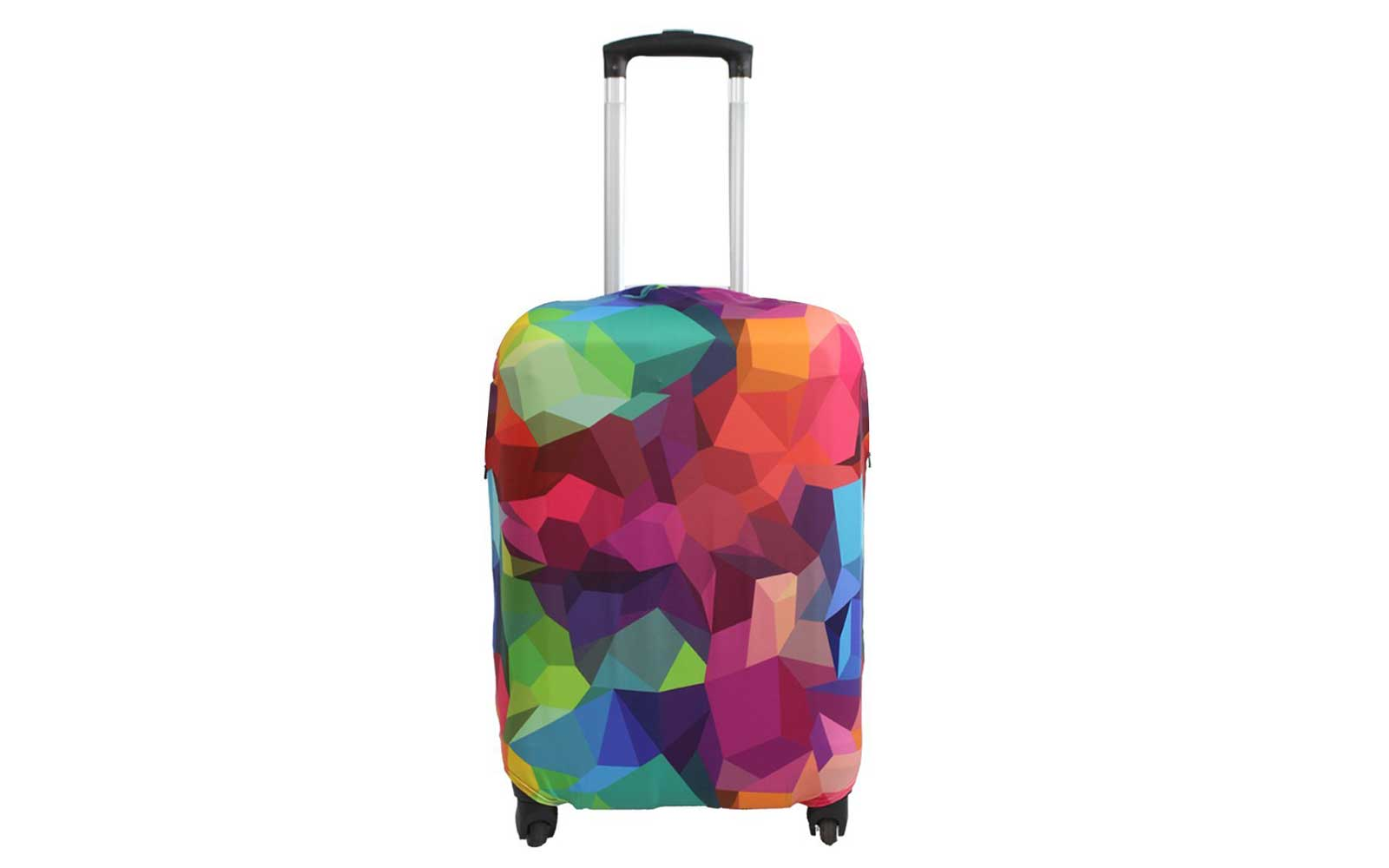 Explore Land Travel Luggage Cover