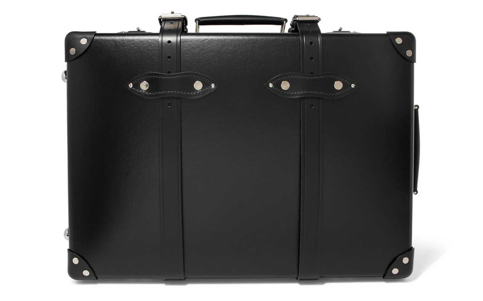 Globetrotter black suitcase