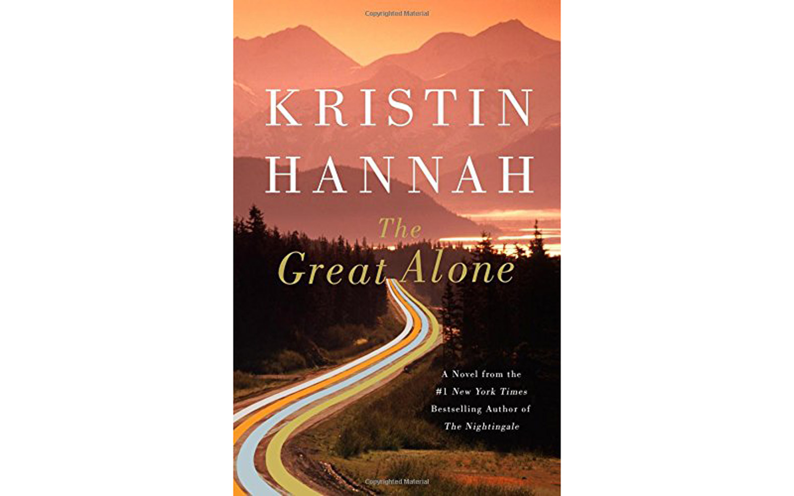 'The Great Alone' by Kristin Hannah