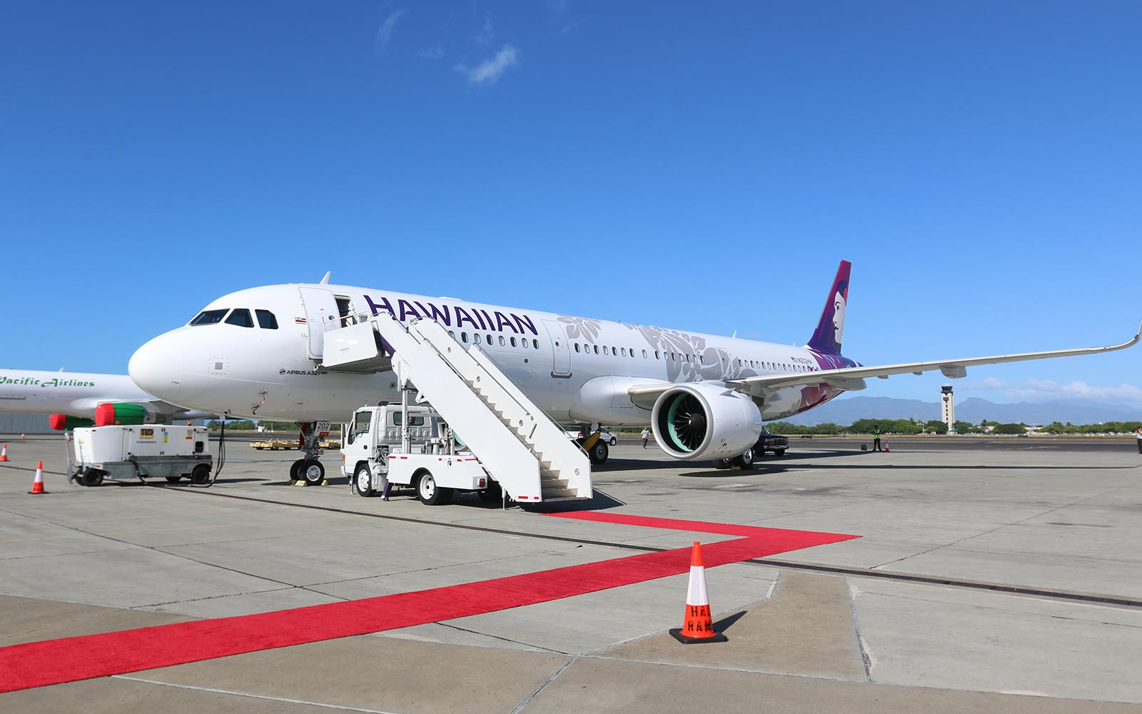 Hawaiian Airlines Airbus A321 Neo Airplane