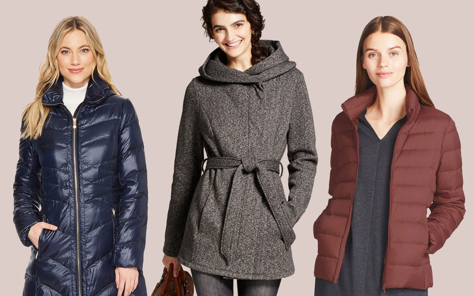 Winter Coats Under One Hundred Dollars