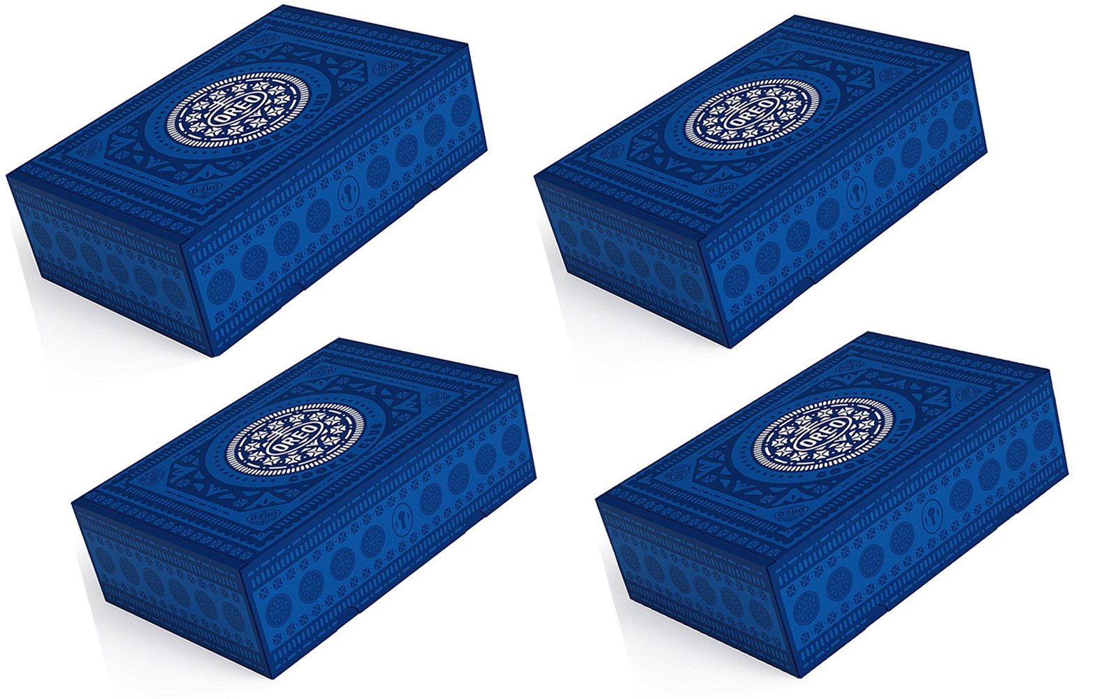 OREO Cookie Club Subscription Box, OREO of the Month Gift