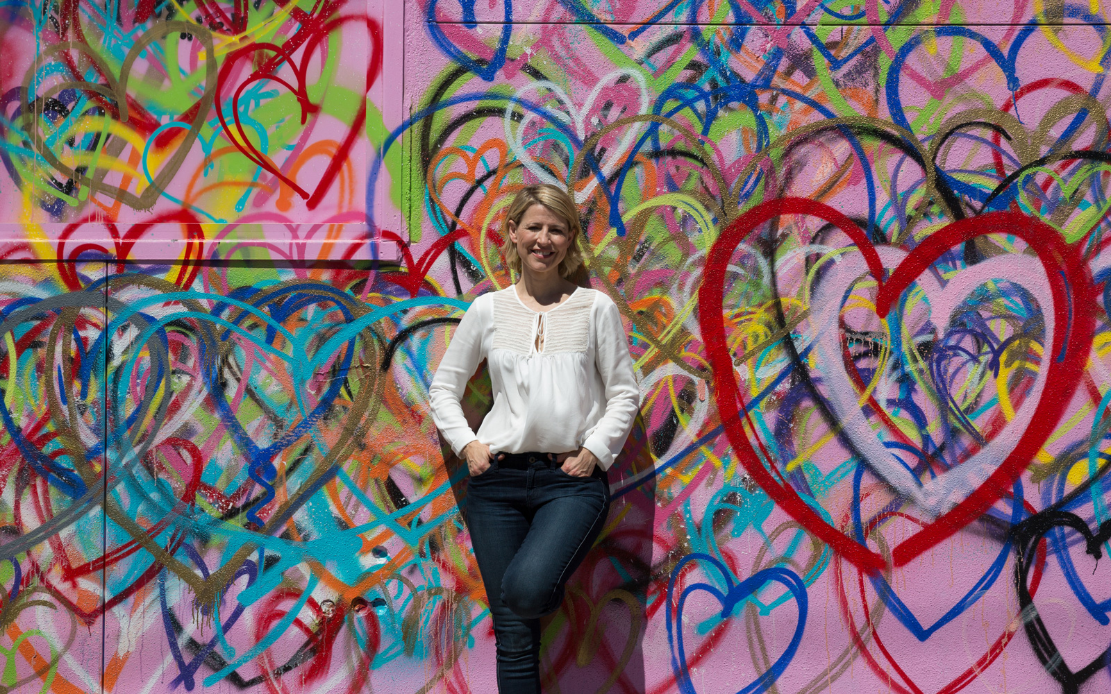 Samantha Brown is traveling her own way.