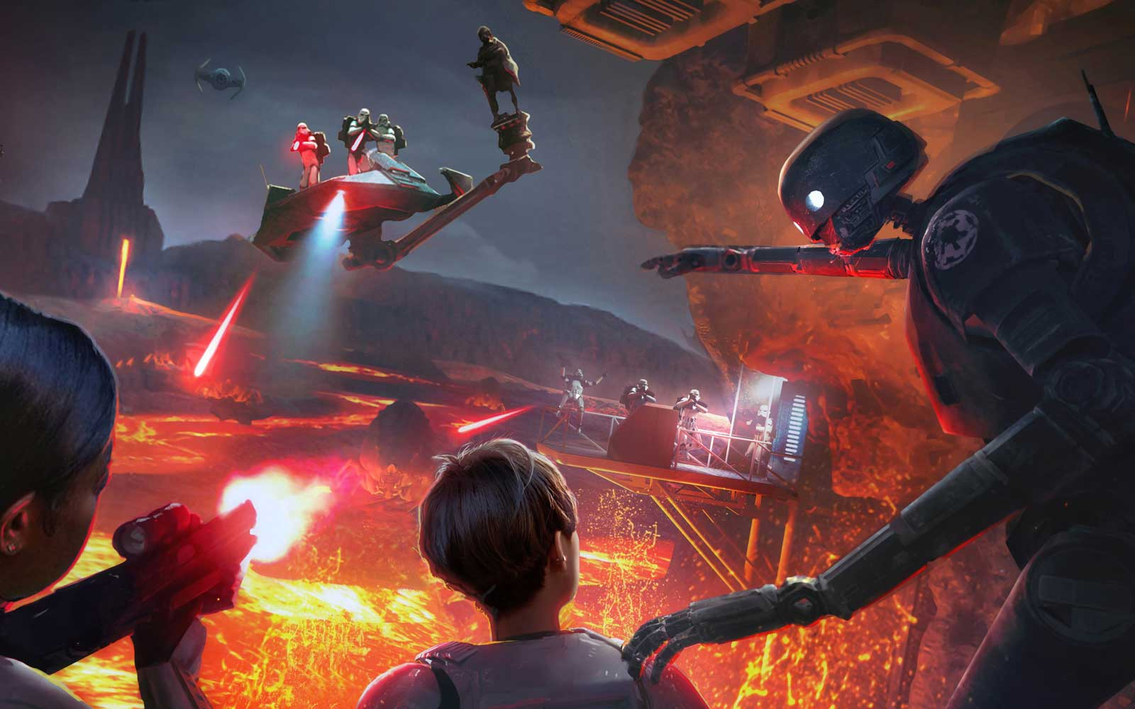 Star Wars VR ride coming to Disney in 2018