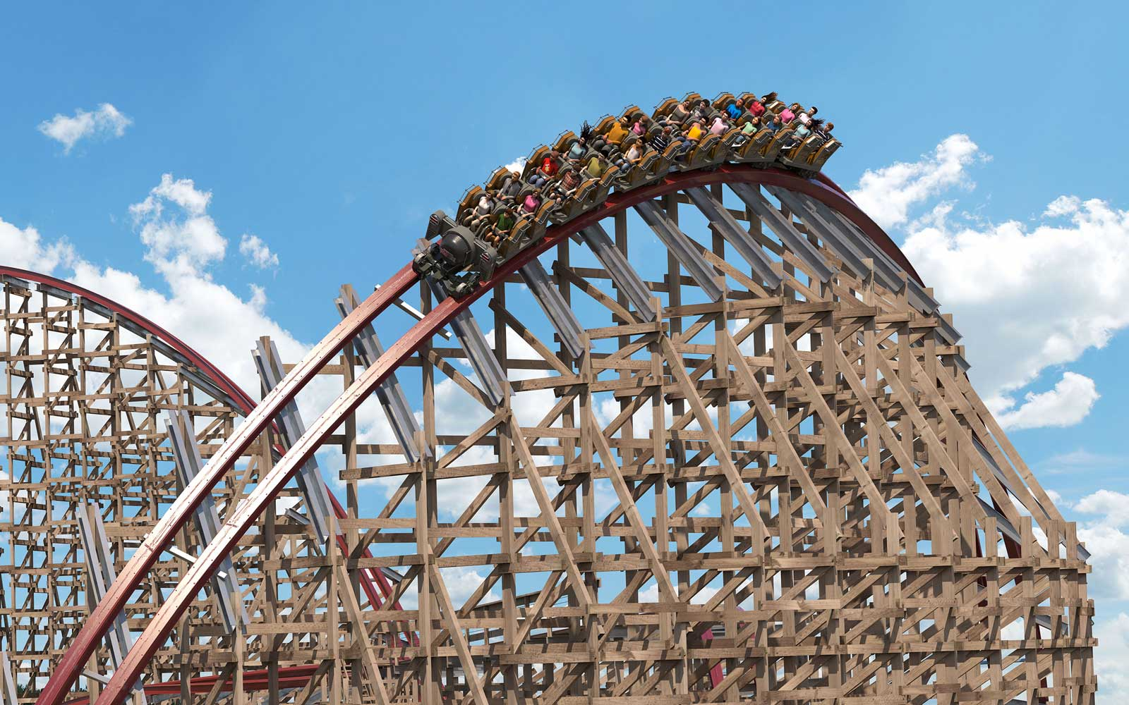 Steel Vengeance at Cedar Point