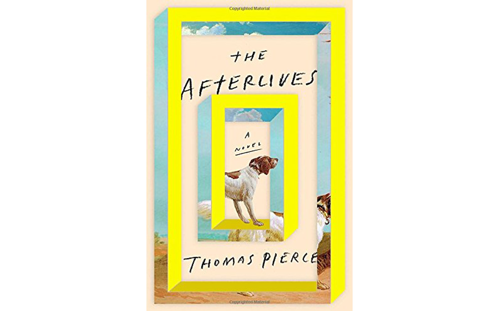'The Afterlives' by Thomas Pierce