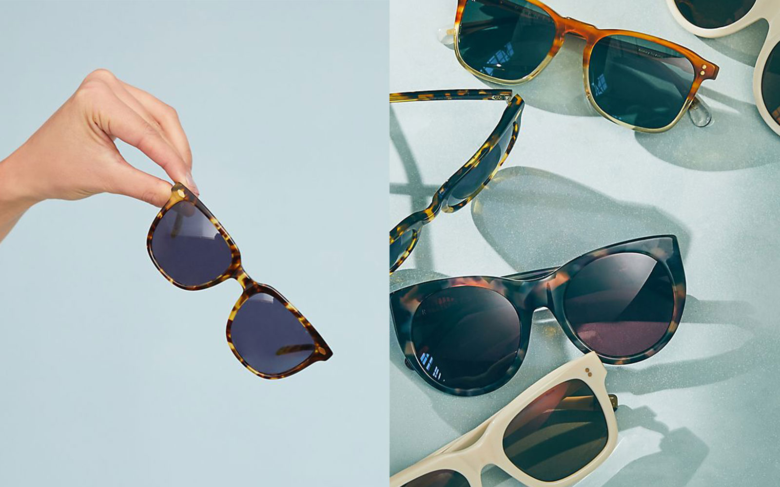 Sunglasses from Anthropologie