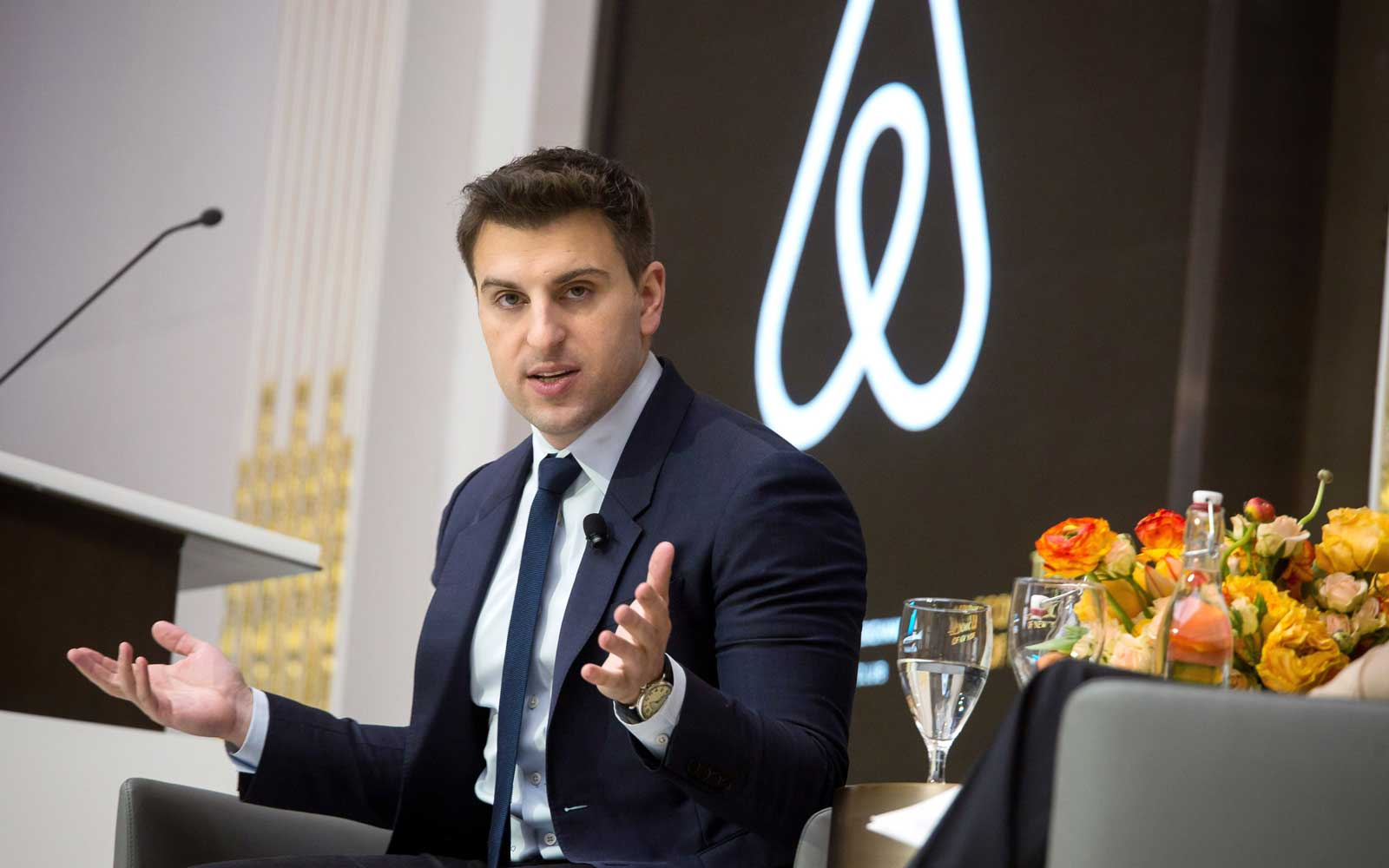 Airbnb Inc. Chief Executive Officer Brian Chesky