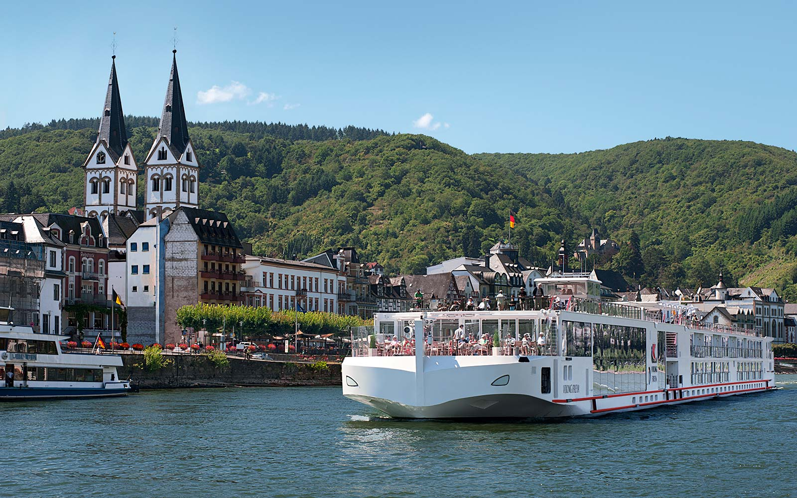 Viking River Cruise Longship Hild Excursions