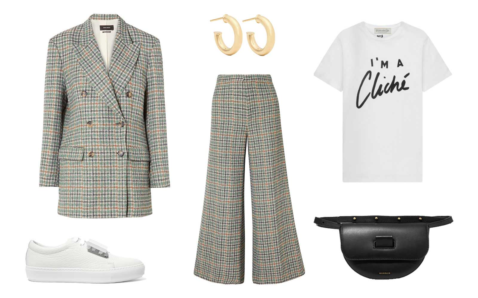 Lookbook for a fancy day out in Paris, France