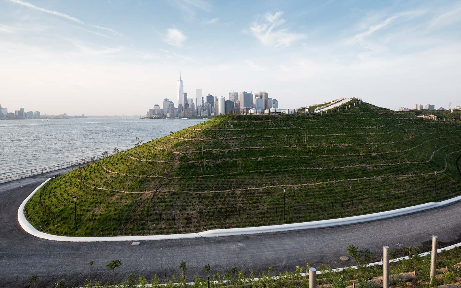 Collective Retreats Governors Island New York City