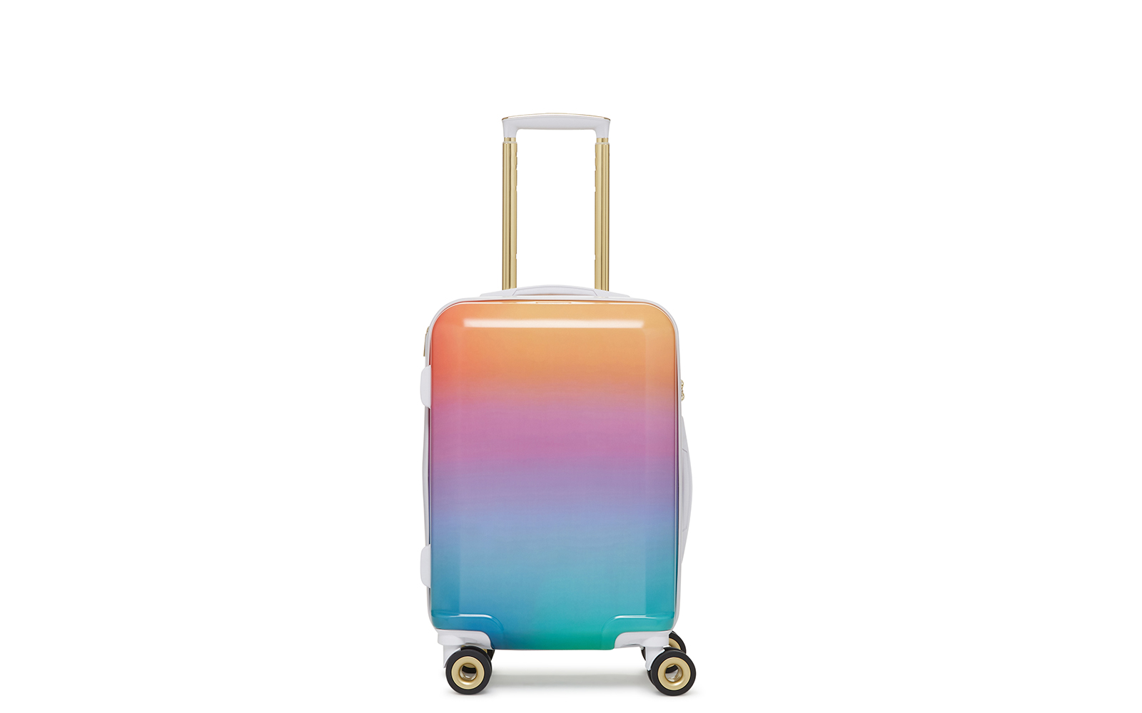 20-inch Hardshell Spinner Carry-on Suitcase in Sunset