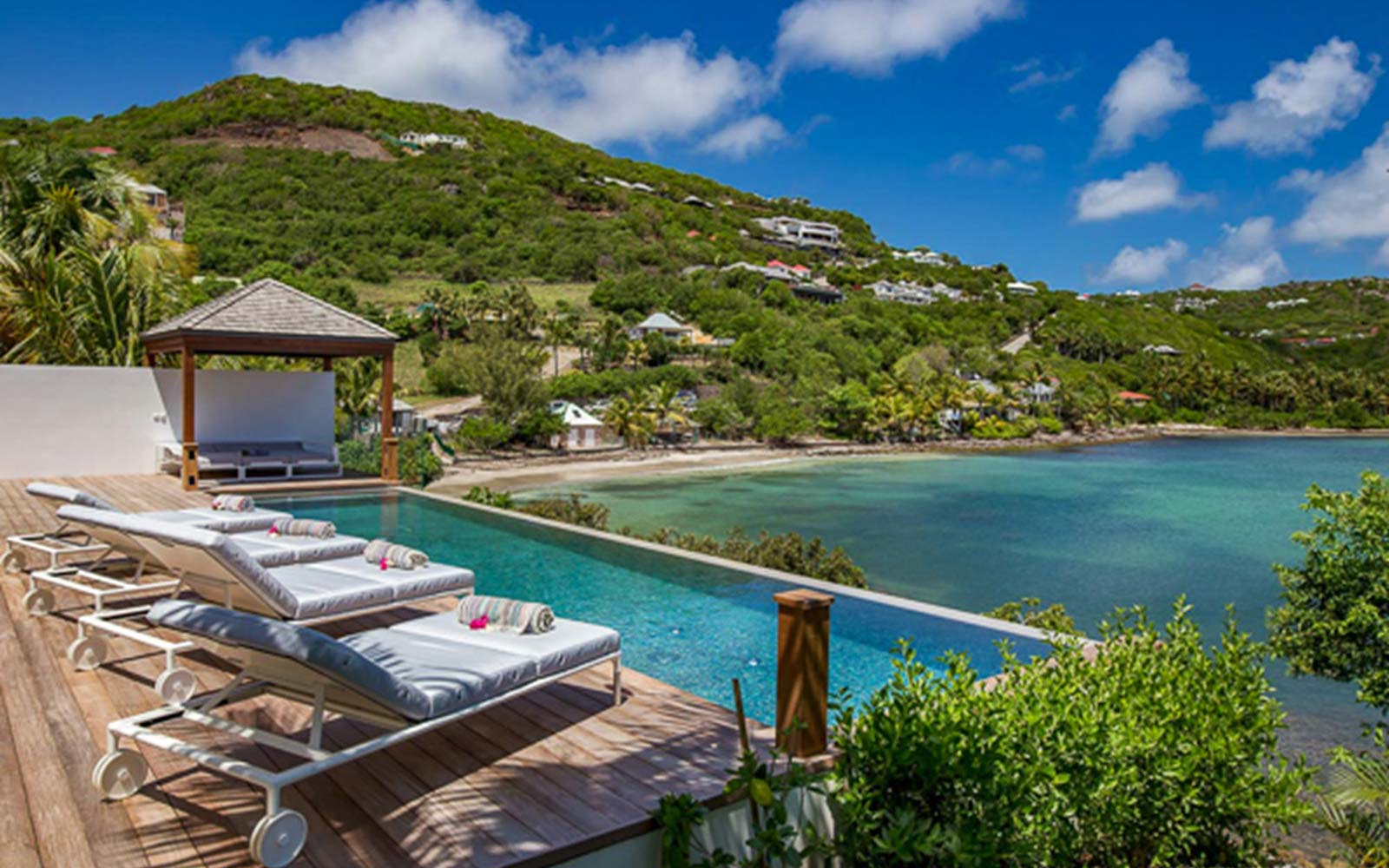 St Barths Villa Vacation Rental
