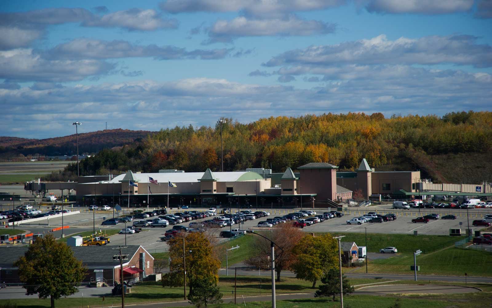 Stewart International Airport, New York