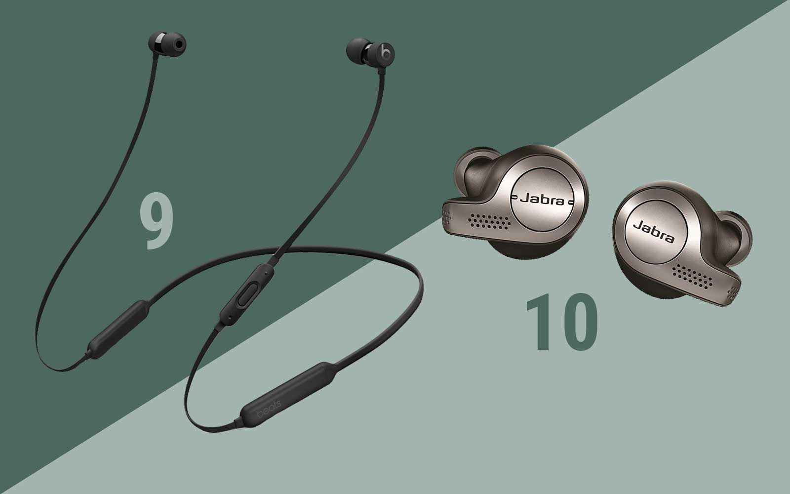 best in-ear wireless headphones