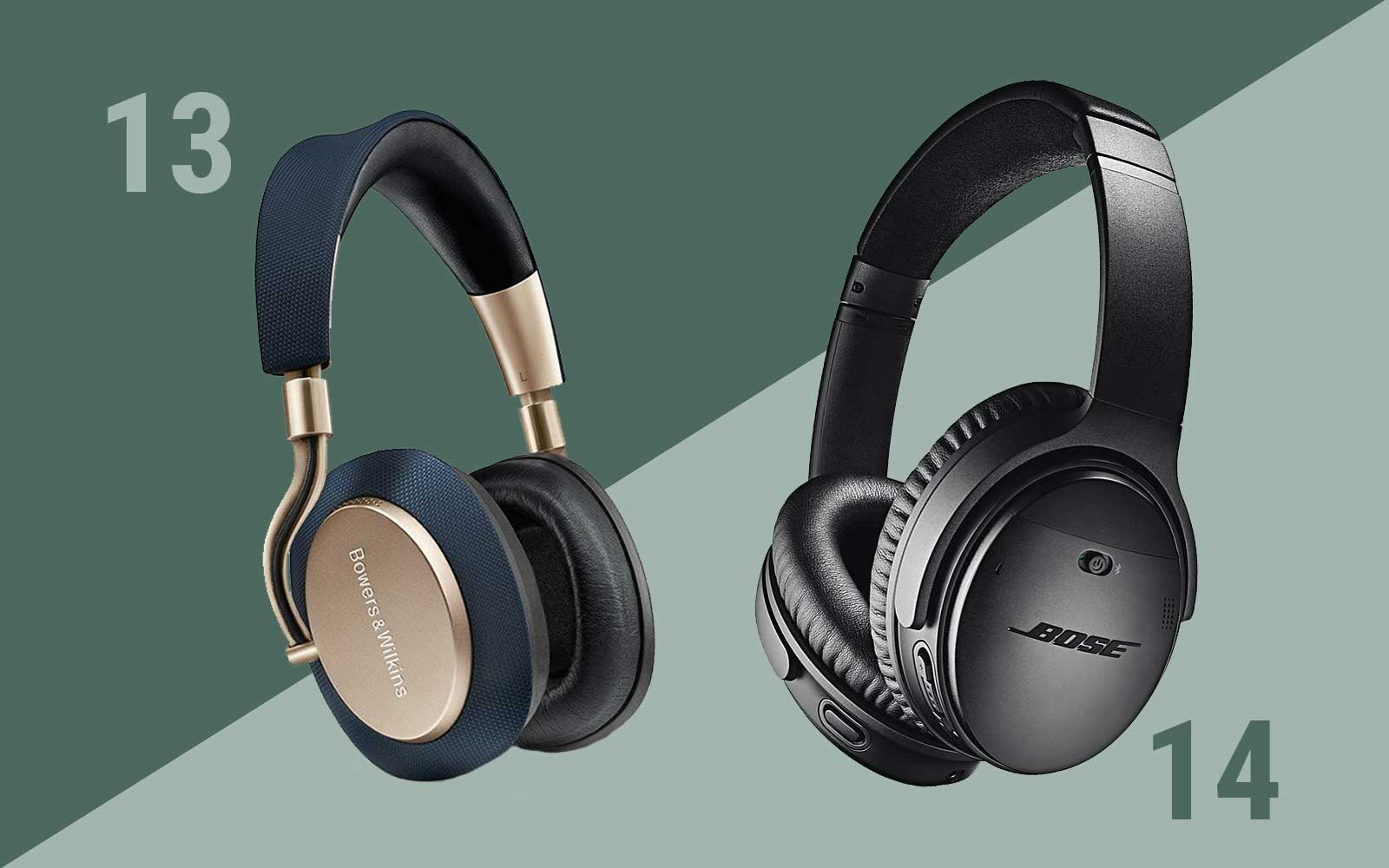best wireless noise-cancelling headphones