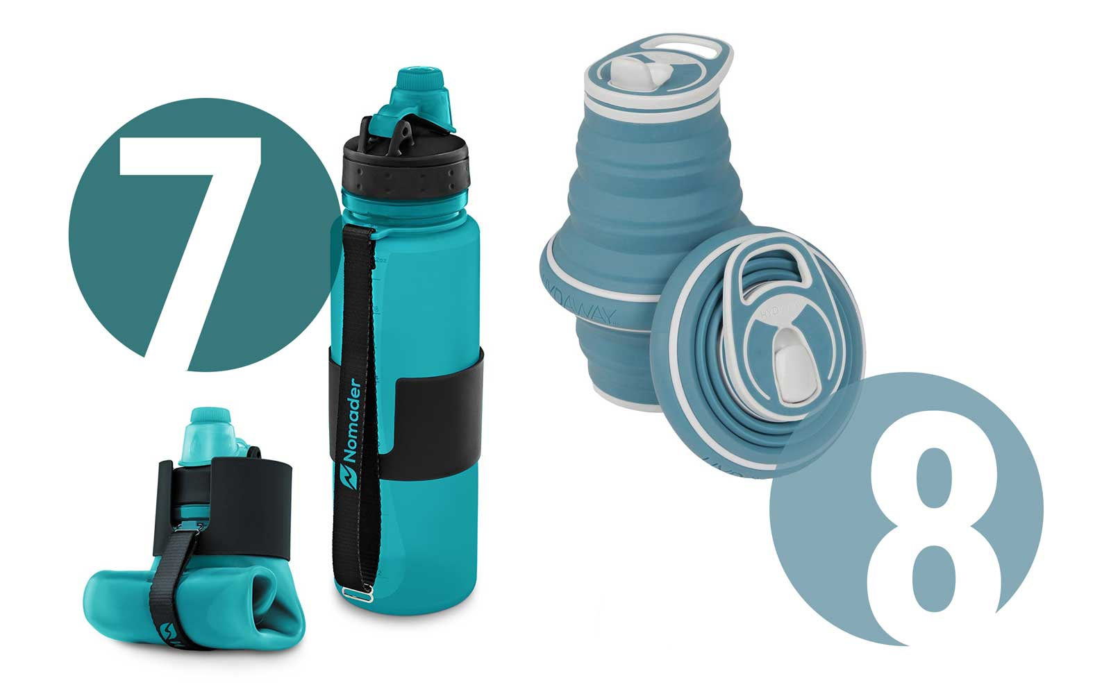 The Best Collapsible Water Bottle