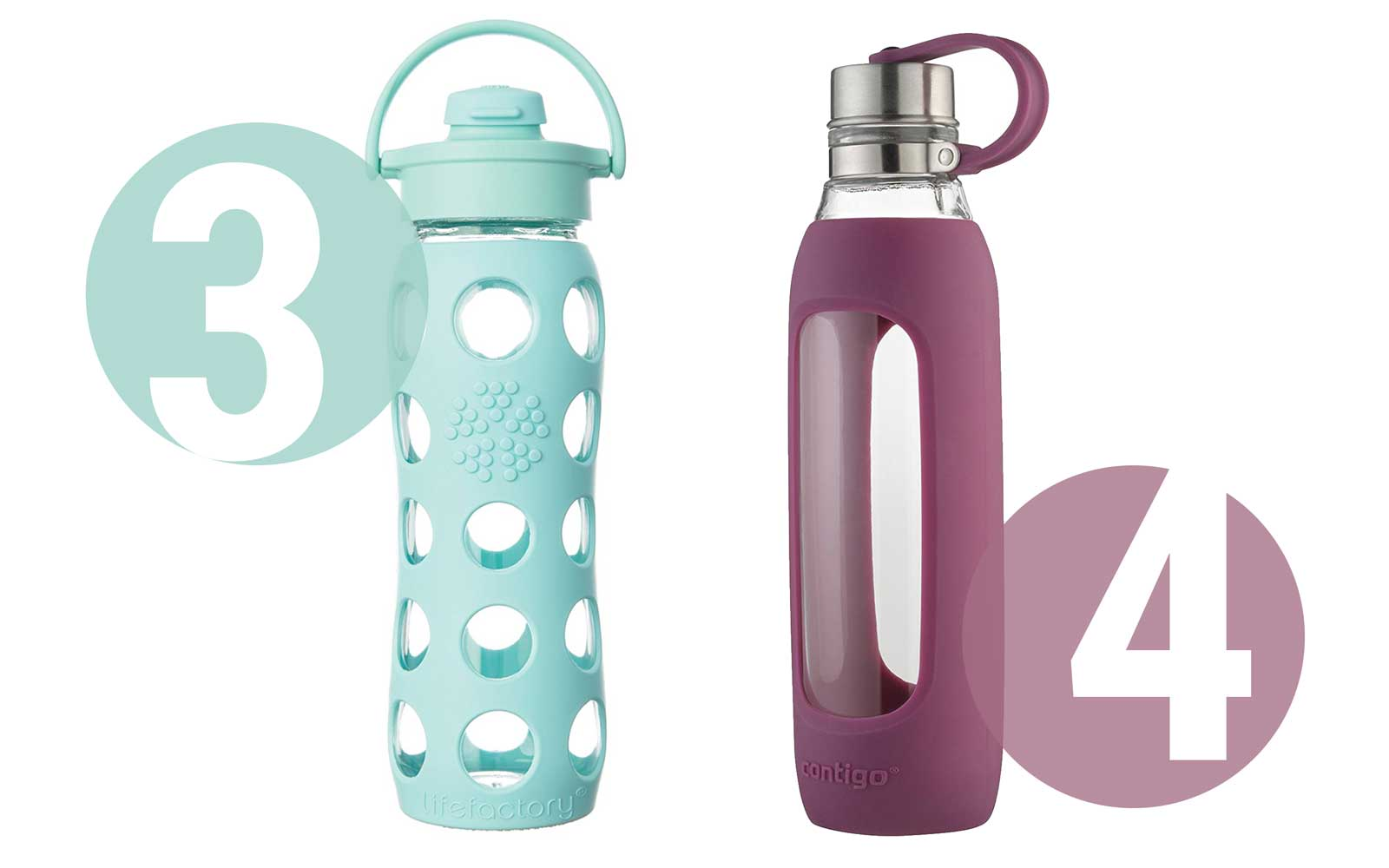 The Best Glass Water Bottles