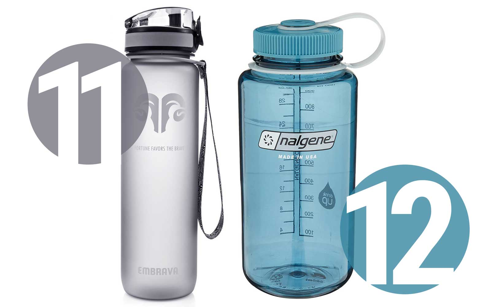 The Best Hiking Water Bottles