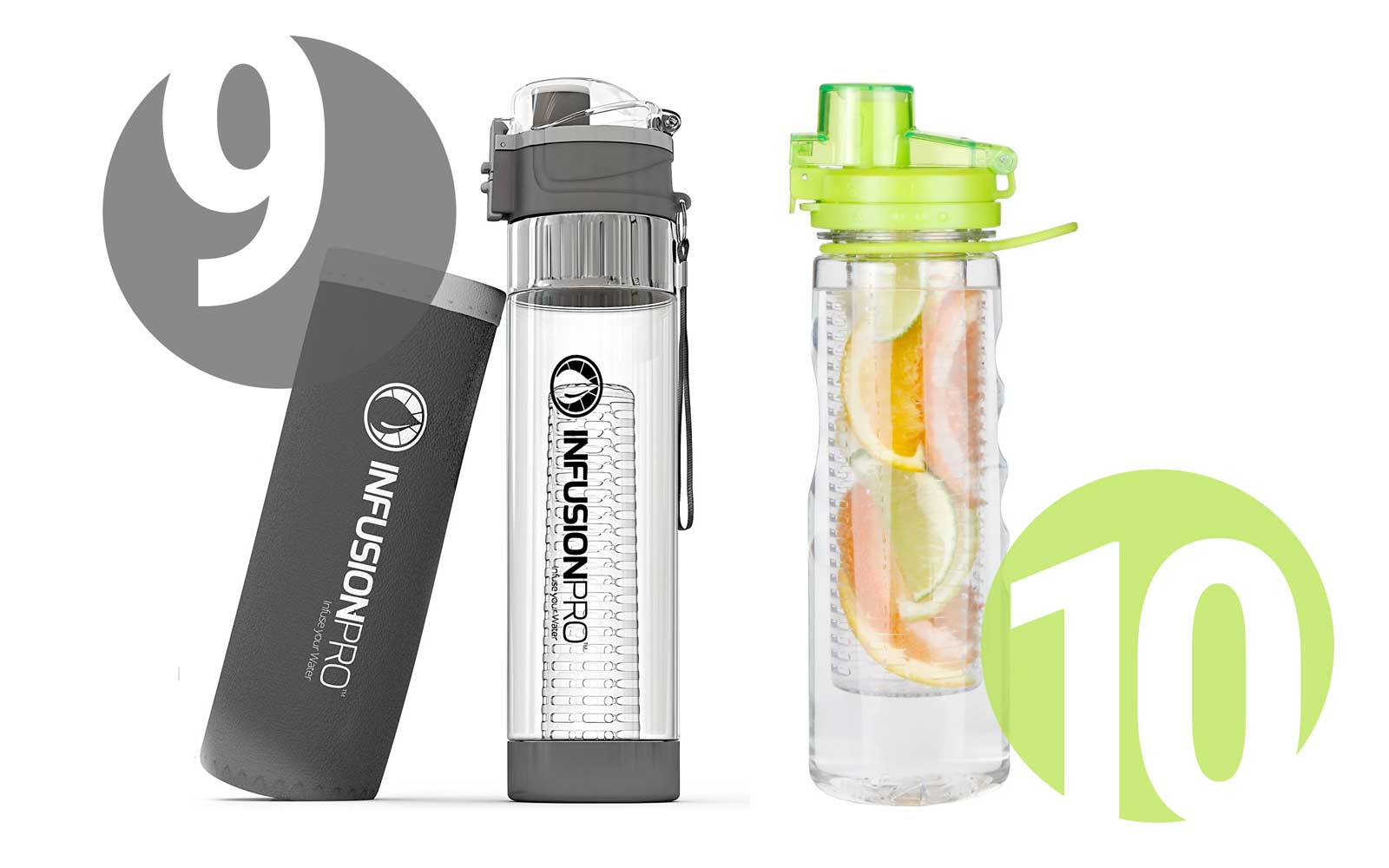 The Best Infuser Water Bottles